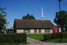Earswick, Christ Church, Heworth, North Yorkshire © Ian S